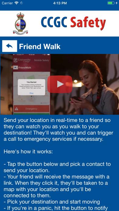 CCGC Safety screenshot 5