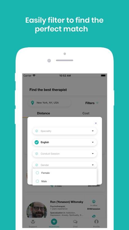 WeAreMore: Peer Support App screenshot-3
