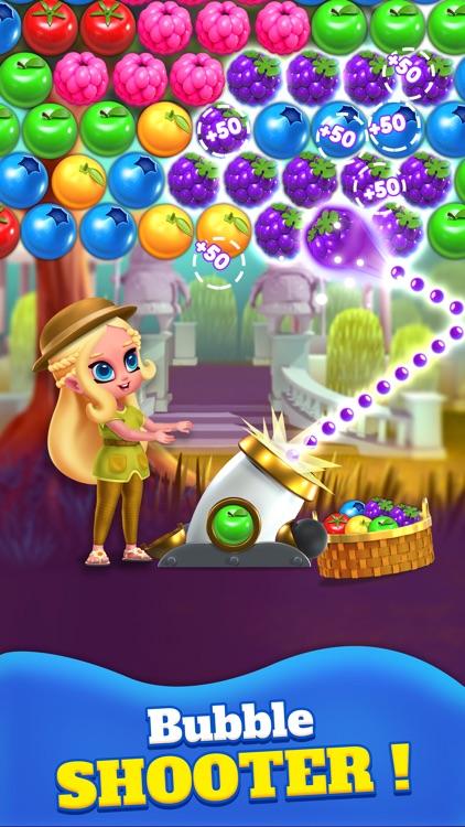 Princess Pop - Bubble Games
