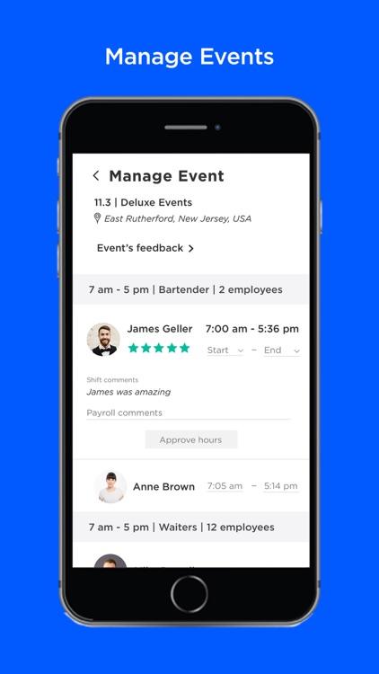 Ubeya Business screenshot-3
