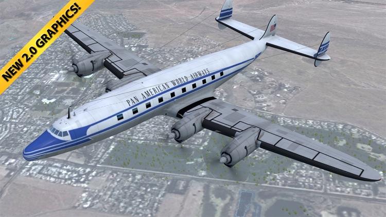 FlyWings 2018 Flight Simulator screenshot-8