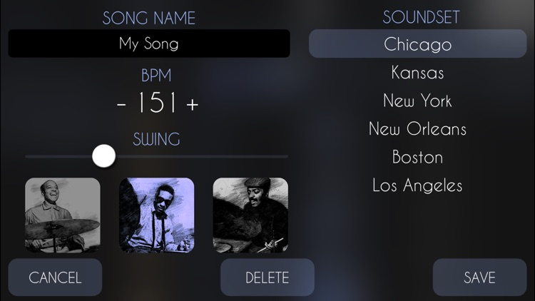 Jazz Drummer screenshot-6
