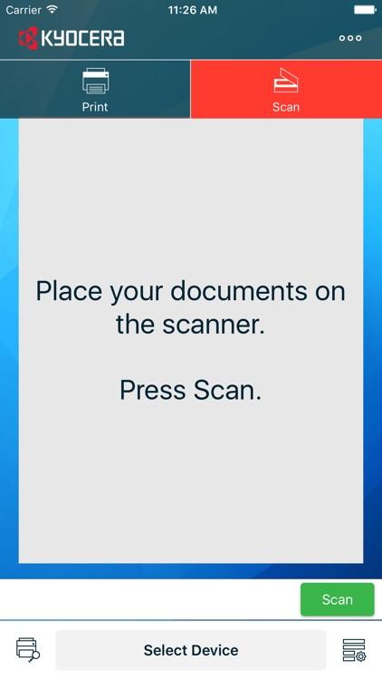 KYOCERA Mobile Print by Kyocera Document Solutions Inc