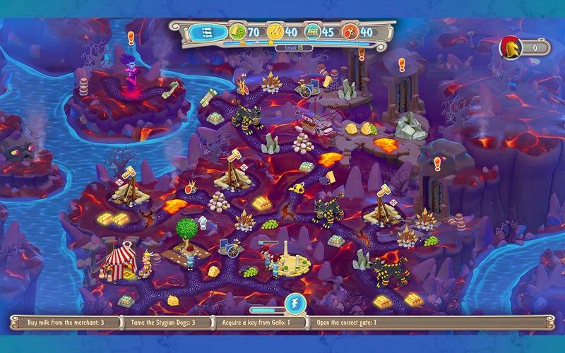 Hermes: War of the Gods screenshot 7