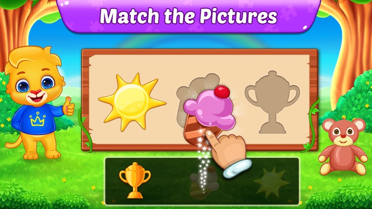 Puzzle Kids - Jigsaw Puzzles screenshot-3