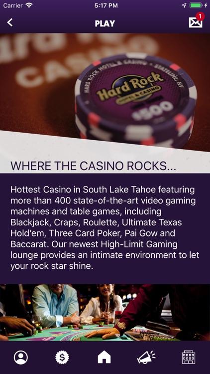 Hard Rock Casino Lake Tahoe screenshot-4