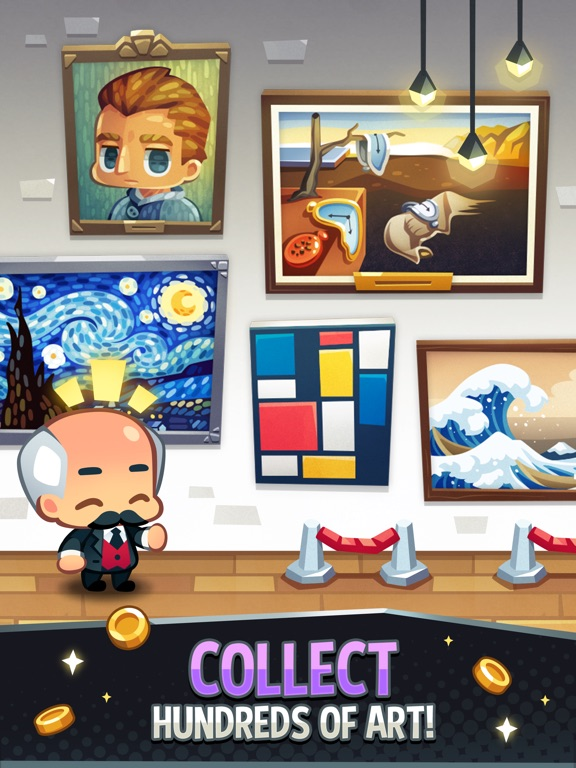 Art Inc. - Collection Clicker screenshot 12