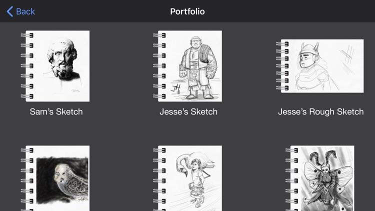 Interactive Sketchbook screenshot-9