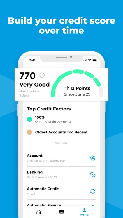 Grain: Get and Build Credit screenshot-3
