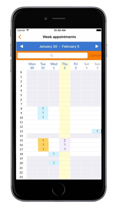 Sms Planner - Send your SMS Screenshots