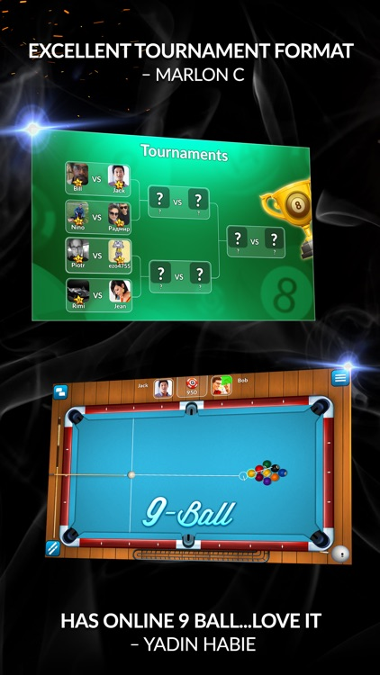Pool Live Pro 8 Ball & 9 Ball screenshot-1