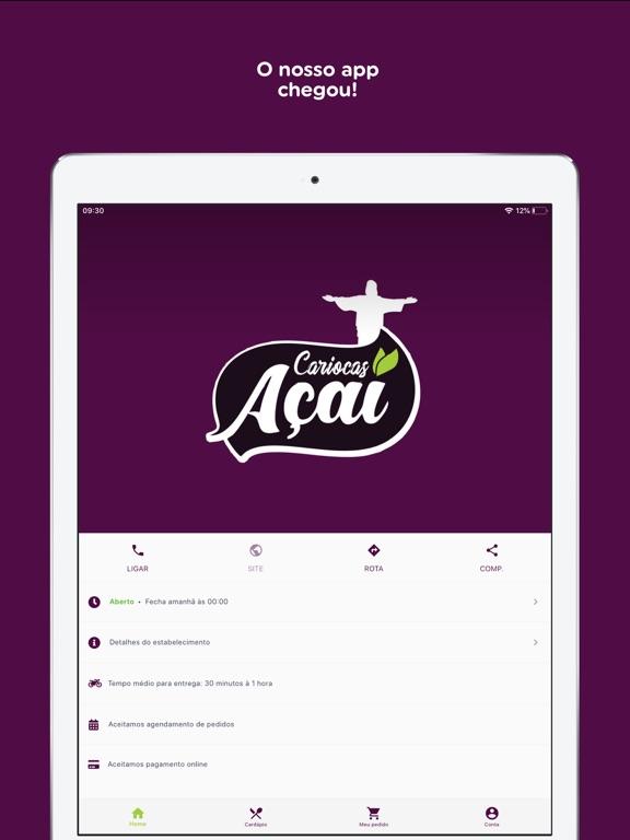 Cariocas Açaí screenshot 7