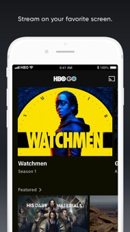 HBO GO: Stream with TV Package iphone images