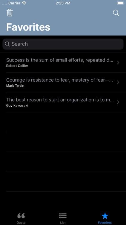 Quote οf the day screenshot-4