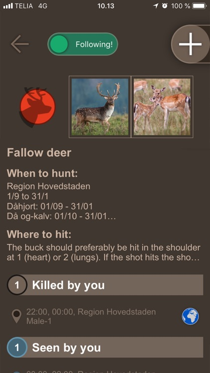 Hunter's Friend screenshot-4