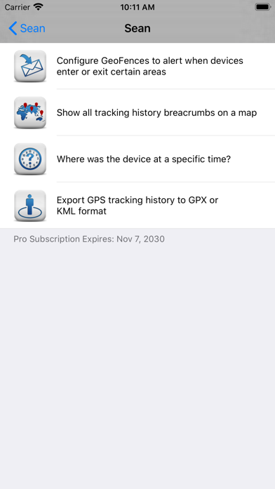 Screenshot for Family Tracker in Colombia App Store