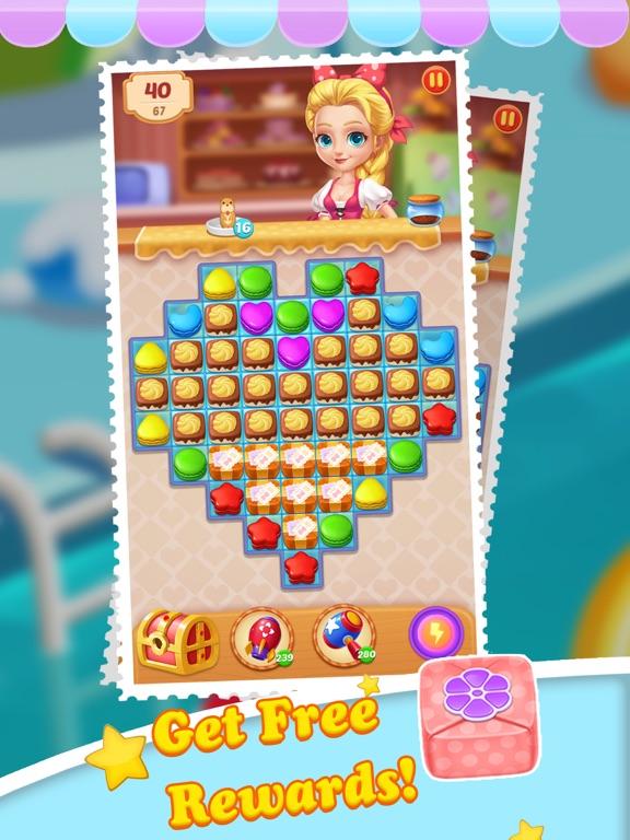 Cake Jam Drop - New Match Game screenshot 10
