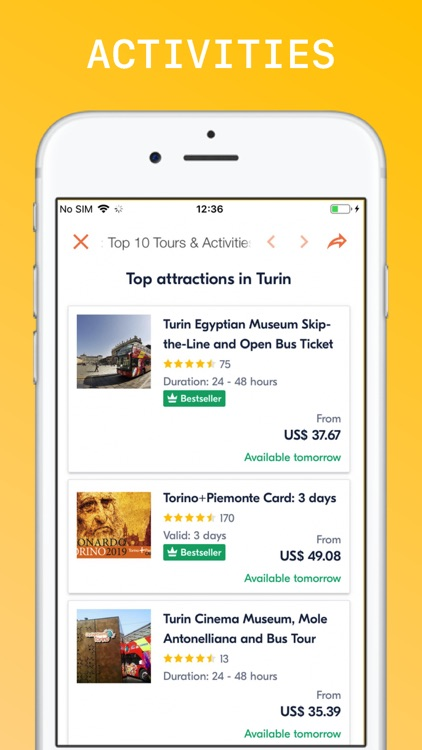 Turin Travel Guide . screenshot-5