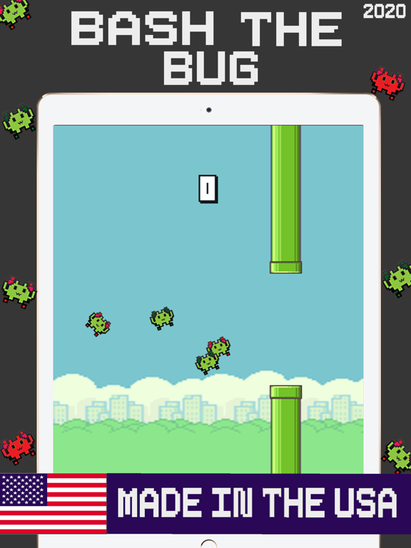 Bug Basher screenshot 2