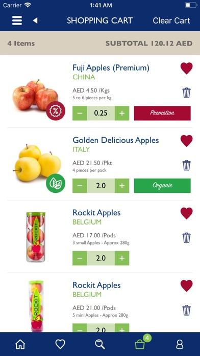 Screenshot for Kibsons in United Arab Emirates App Store