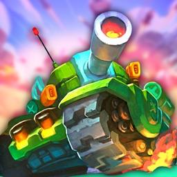 绝地装甲-坦克来了