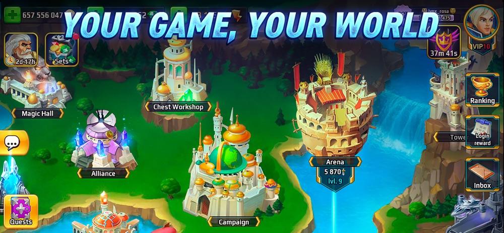 Battle Arena: RPG Adventure Cheat Codes
