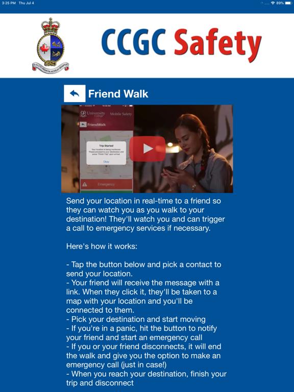 CCGC Safety screenshot 13
