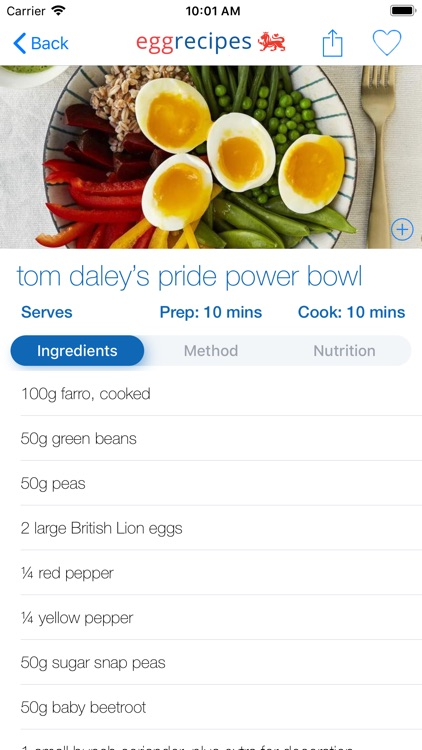Egg Recipes screenshot-4