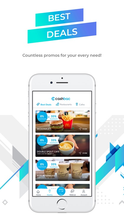 Cashbac - Cashback Rewards App by PT Global Pay Indonesia
