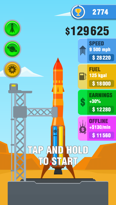 download Rocket Sky! for PC