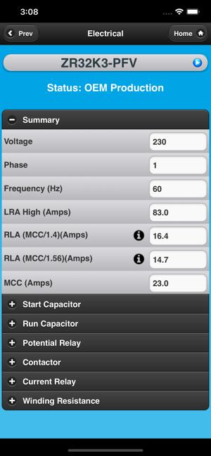 Copeland™ Mobile en App Store on compressor start relay diagram, hermetic compressor wiring diagram, compressor start capacitor wiring diagram,