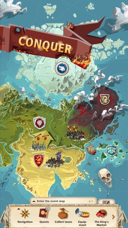 Empire Four Kingdoms screenshot-3