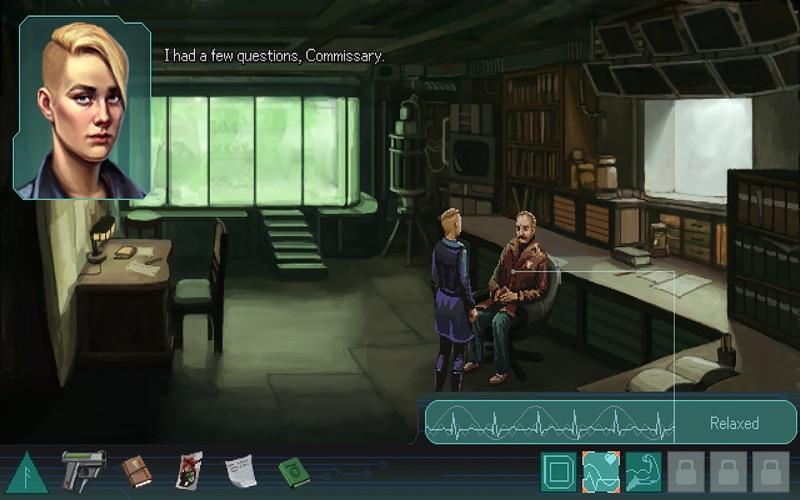 Whispers of a Machine screenshot 1