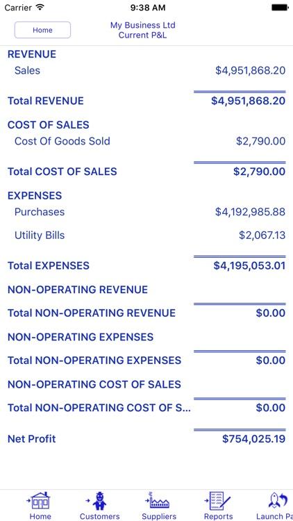 Bookkeeping Pro screenshot-3