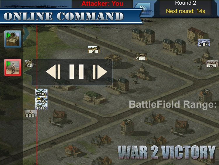 War 2 Victory HD screenshot-4