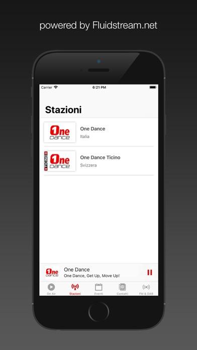 Radio One Dance screenshot three