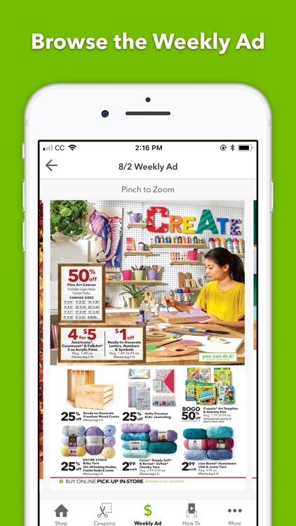 JOANN - Shopping & Crafts screenshot-5