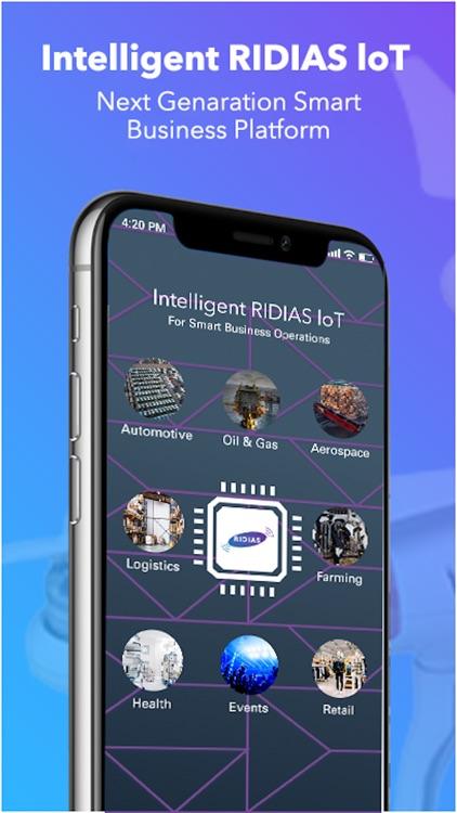 RIDIAS_RFID:Smart Business IoT