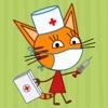 Kid-E-Cats. Hospital fun game