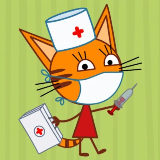 Три кота больница для животных