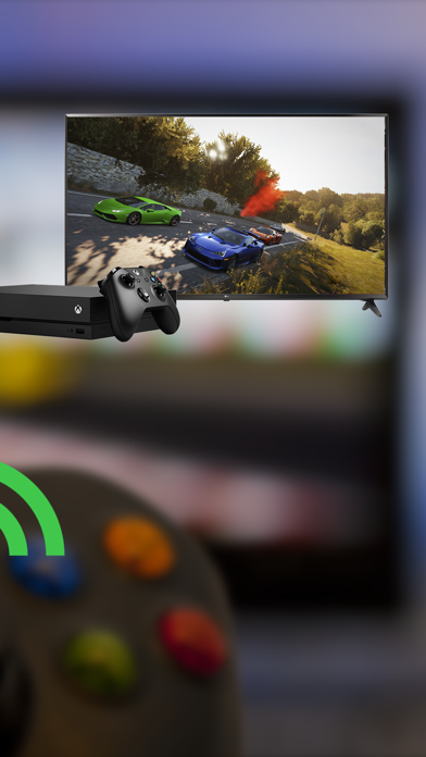 Streaming Play Cast 4 Xbox One Screenshots
