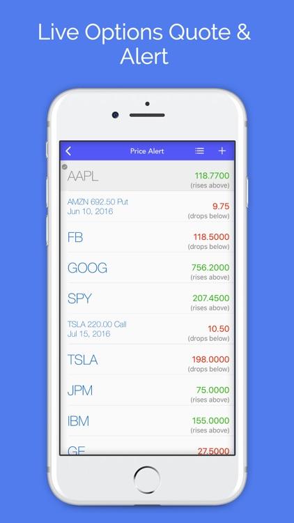 Options : Stock Option Center screenshot-7