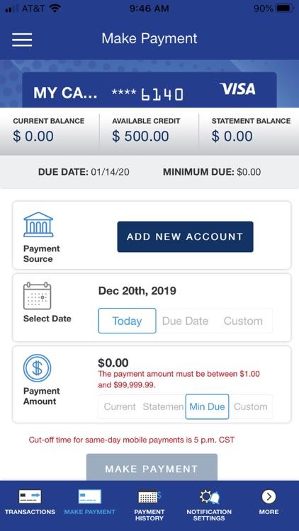 BCCU Credit screenshot-3