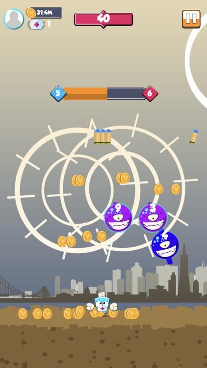 Virus Hunter - Fight to live screenshot-7