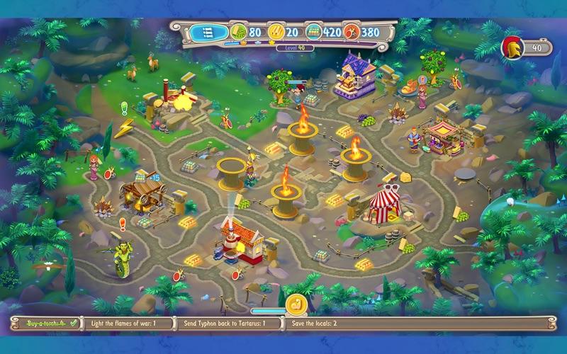 Hermes: War of the Gods screenshot 8