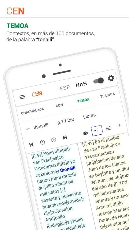 Compendio Náhuatl screenshot-3