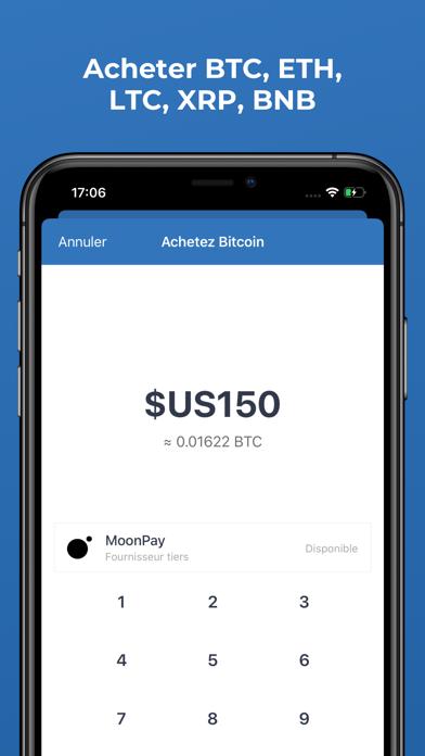 Trust: Wallet Bitcoin & Crypto