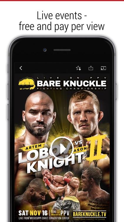 FITE - Boxing, Wrestling, MMA screenshot-4