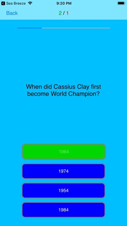 Sport Trivia screenshot-3