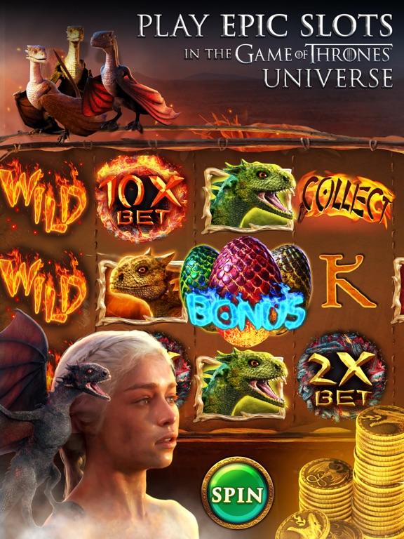 Game of Thrones Slots Casino screenshot 6